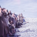 SL-BNA-4 Mary Hignett Collection - Towyn -  Bird watching1963