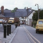 SL-O-5-23-4 Oswestry - Arthur Street - View towards Willow Street