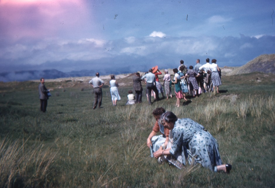 SL-BNA-15 Mary Hignett Collection - Harlech - June 1960