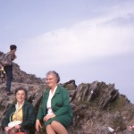 SL-BNA-6 Mary Hignett Collection - Top of Snowdon - 1970