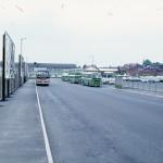 SL-O-5-12-15 Oswestry - Gobowen Rd - Bus Station c1950