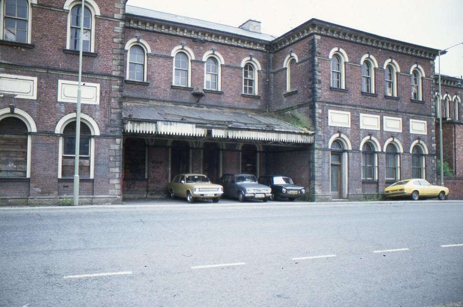 SL-O-5-16-5 Oswestry - Railway Station