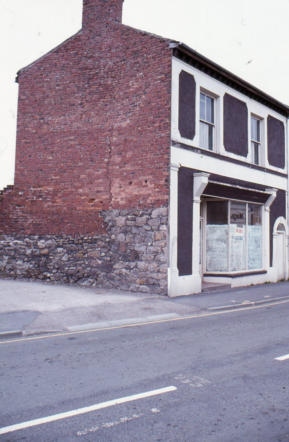 SL-O-5-57-3 Oswestry - Welsh Walls