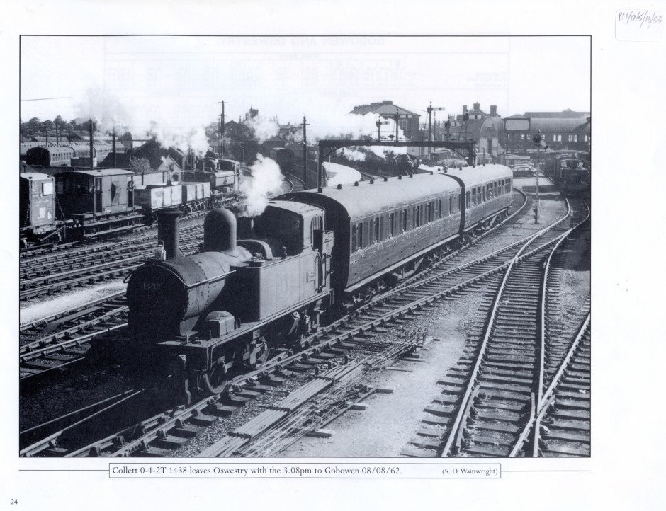 PH-O-5-16-53  Oswestry Station, 1962