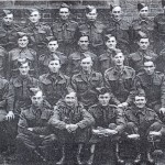 PH-CS-33-1 -   Cockshutt Home Guard including Capt. G. Glover, Lt. R. Case and Lt. E. L. Williams (BCA 30 Jan 1970)