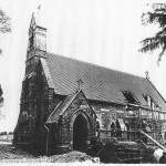 PH-H-31-2    Hengoed Church, Gobowen, showing south side building works
