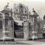 PH-C-14-1 - Chirk Castle Gates c1962
