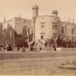 PH-C-14-2 - Chirk Castle showing Gardeners at work, [n.d.]