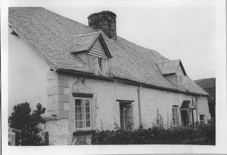 PH-L-17-5 - Long House, Sycarth near Llansilin