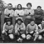 PH-L-18-3 - Llanyblodwel Social Club who played Ellesmere CFC on 25th November 1973