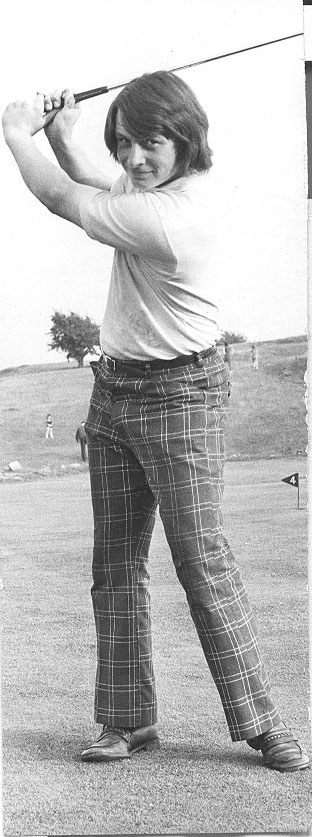 PH-L-19-6 - Peter Martin junior member of Llanymynech Golf Club