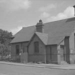 OSW-NEG-O-1-108 Gittin Street - Mission House, 1964