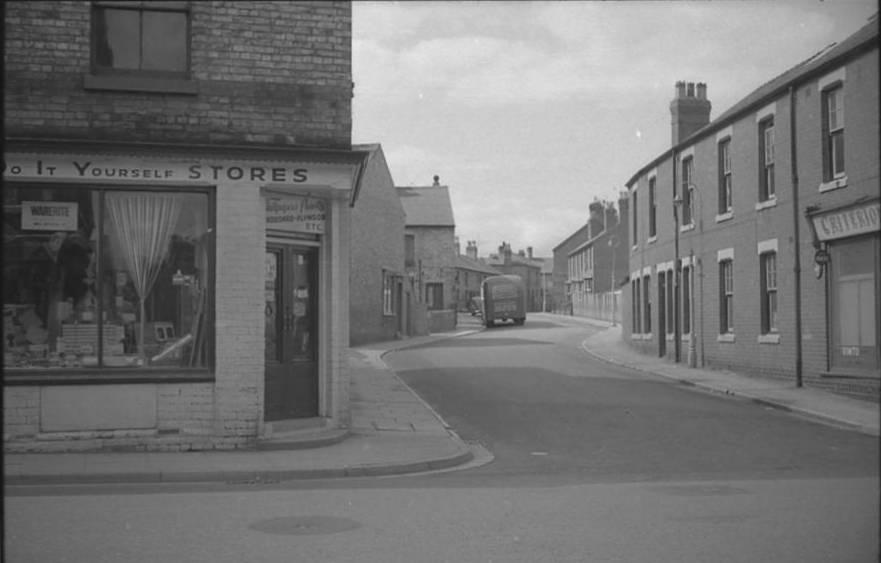 OSW-NEG-O-1-2 Albert Road, 1964
