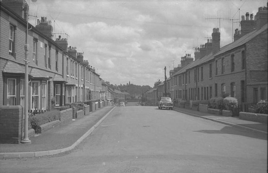 OSW-NEG-O-1-3 Albert Road, 1964