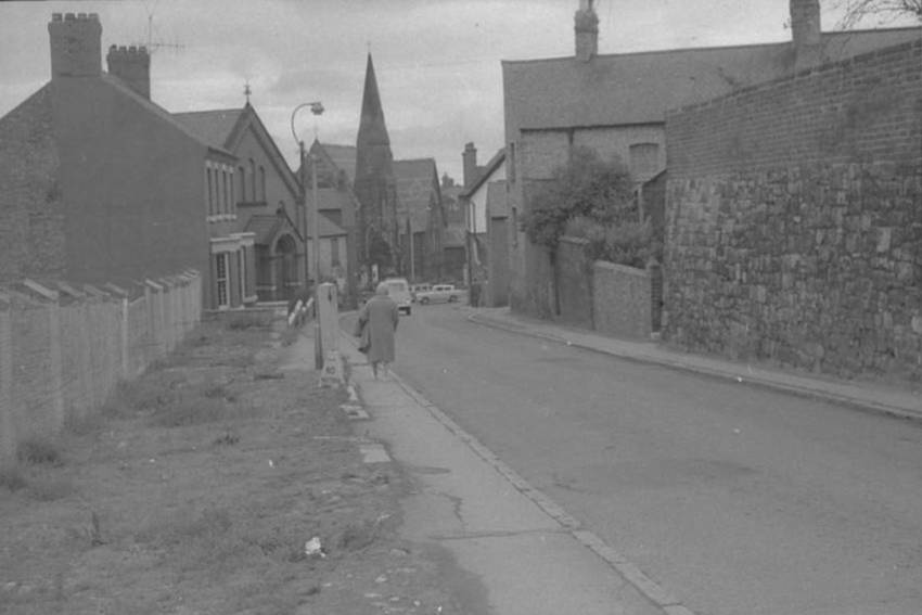 OSW-NEG-O-1-40 Castle Street, 1963