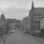 OSW-NEG-O-1-45 Chapel Street & Oak Street, 1963