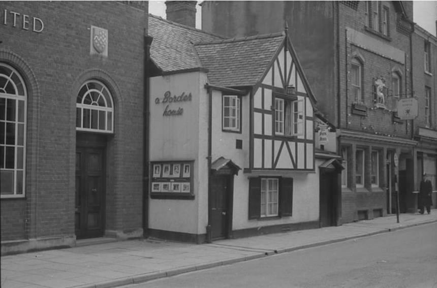 OSW-NEG-O-1-46 Church Street - Fox Inn, 1963