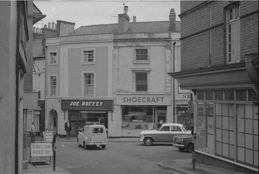 OSW NEG O 1 9 Albion Hill 1963