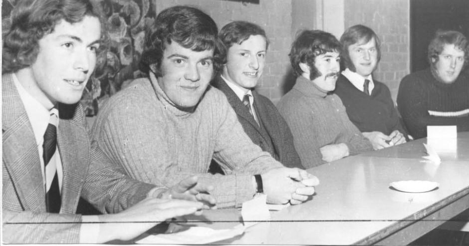 PH-N-6-1 - Nesscliffe YFC held a quiz 1974