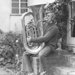 PH-P-18-2 -  Derek Davies member of Porthywaen Silver Band 1973