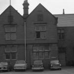 OSW-NEG-O-1-121 Horsemarket - Old Police Station, 1963