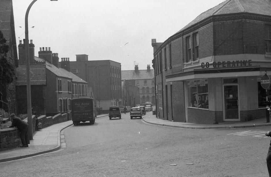 OSW-NEG-O-1-124-b King Street, 1963