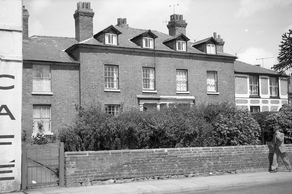 OSW-NEG-O-1-195 Union Place - Beatrice Street, 1963