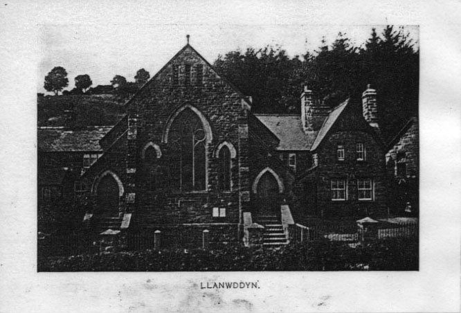 PH-L-40- 2  Llanwddyn Methodist Chapel