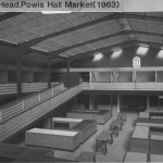 PH-O-5-2-35 - Powis Hall Market,  1963  interior before opening