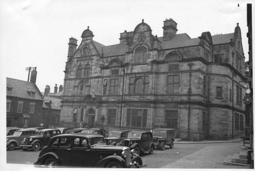 PH-O-5-2-4  Council Offices, c.1930s