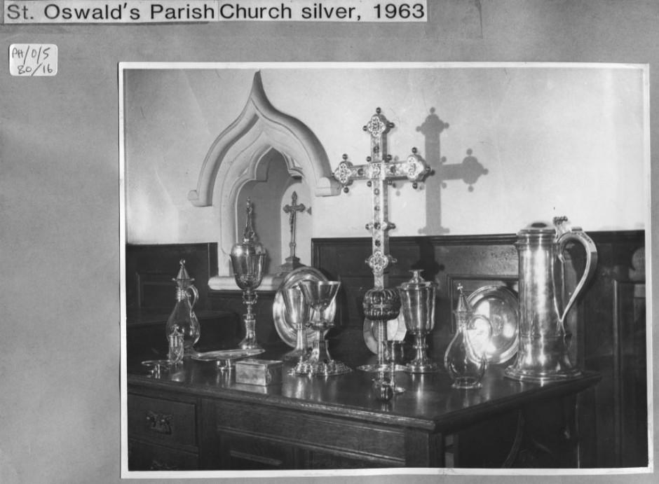 PH-O-5-6-104 - Parish Church Silver - 1963