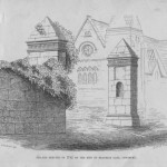 PR-O-5-4-1 - Sketch of Beatrice Gate Pillars by Leighton