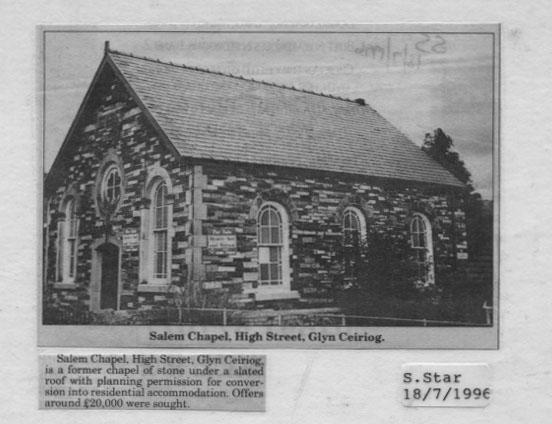 PH-G-7-1 - Salem Chapel for sale - 1996