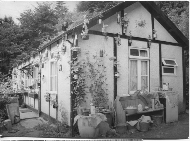 PH-G-7-4 - Berth-Eos the home of Norman Brierley - 1973