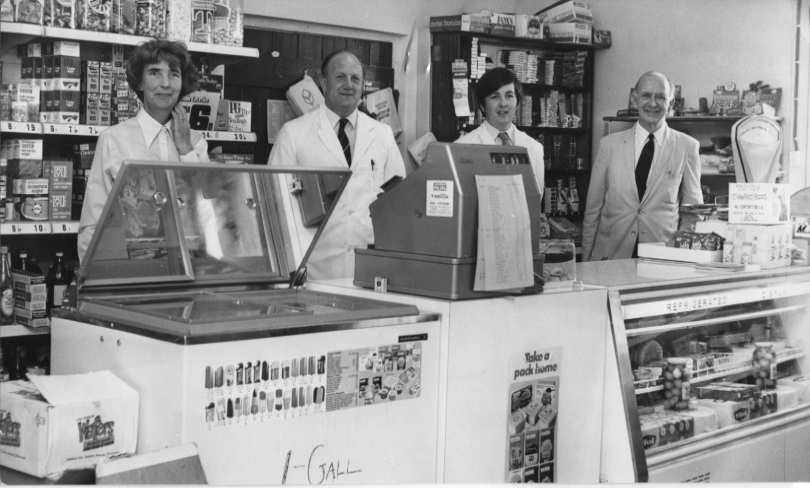 PH-K-5-2 - Evan's Stores Kinnerley - 16 July 1973