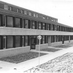 PH-L-44-1  - Dormitories at the Welsh Agricultural College, Llanbadarn