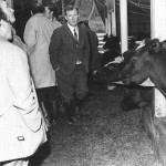 PH-L-44-3 - Opening of Welsh Agricultural College, Llanbadarn1973