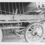 PH-M-3-1 - Farm wagon at Rhydairy Farm