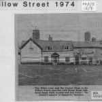PH-O-5-18-4 - White Lion & Corner Shop junc of Mount Rd 1974