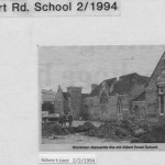 PH-O-5-21-1 - Albert Rd School - 1994