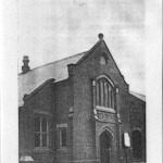 PH-O-5-21-6 -  Methodist Chapel in Albert Road, Oswestry