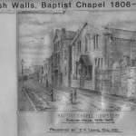 PH-O-5-28-7 - Sketch of Baptist Chapel - 1806-1867