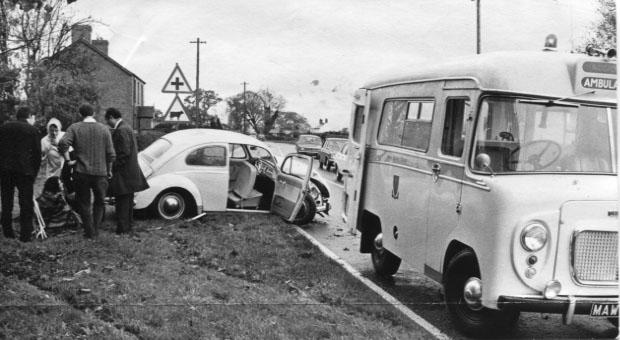 PH-O-5-39-1 -  Accident involving Miss Christine Mason -1973