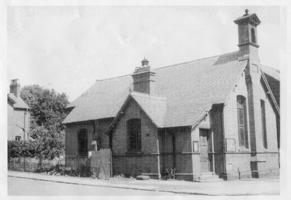 PH-O-5-39-5  Chapel on corner of Gittins Street & Gobowen Road