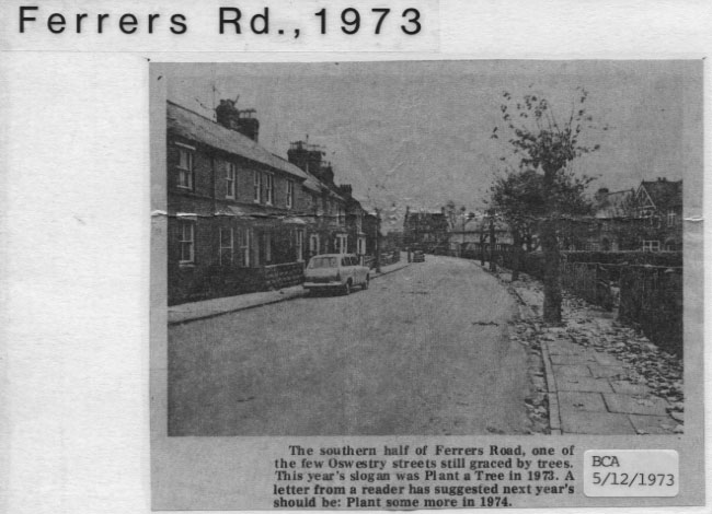 PH-O-5-44-1 - Ferrers Road - 1973