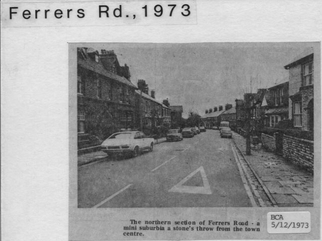 PH-O-5-44-2 - Ferrers Road - 1973