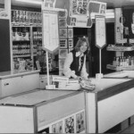 PH-O-5-49-3 - Carol Jones - Woodwards Showroom - 1974