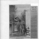 PH-O-5-51-2 - Peter Hughes dies in house fire - 1994
