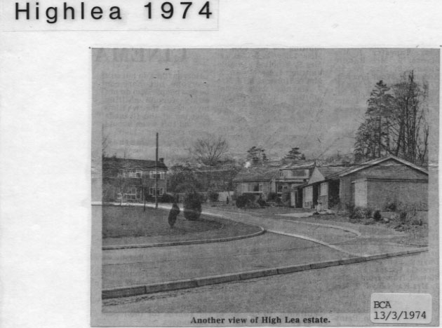 PH-O-5-54-1 - High Lea Estate - 1974