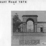 PH-O-5-56-2 - Lodge Gates on Mount Rd - 1974